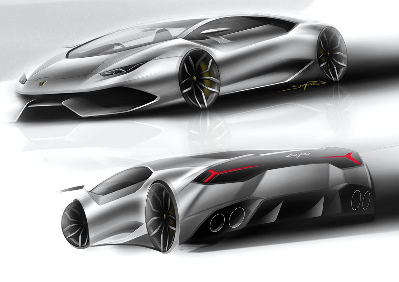 Lamborghini Sinistro By Maher Thebian Staruptalent Com