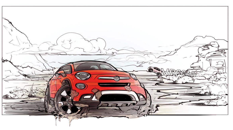 Fiat The X Factor Auto Amp Design