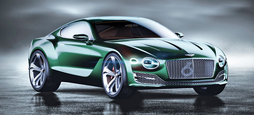 Bentley Exp 10 >> Bentley Exp 10 Speed 6 Redesigning Tradition Auto Design