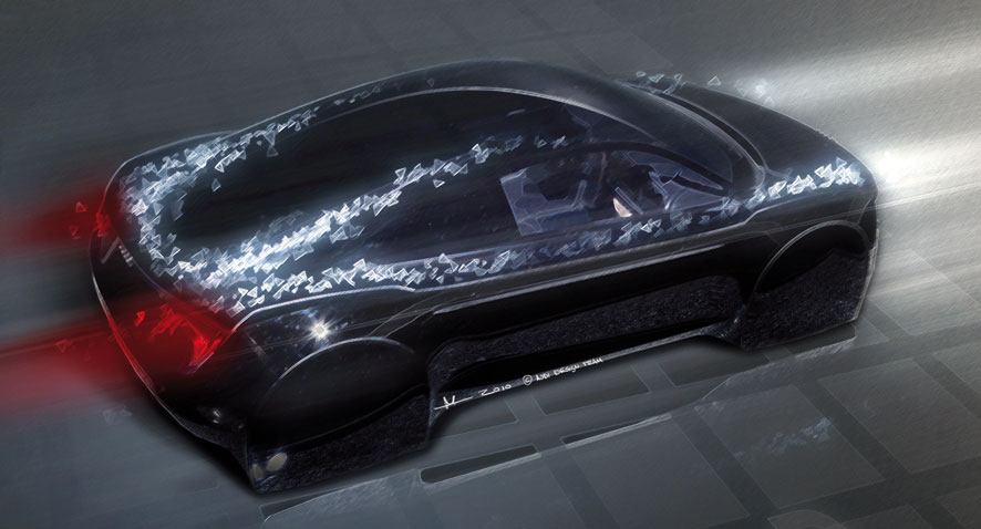 Audi Roads Of Light Auto Design