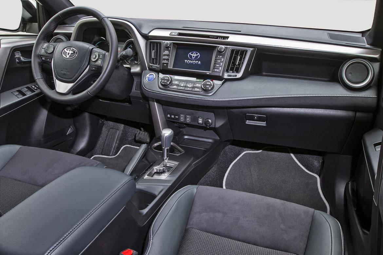 the toyota rav4 hybrid version auto design. Black Bedroom Furniture Sets. Home Design Ideas