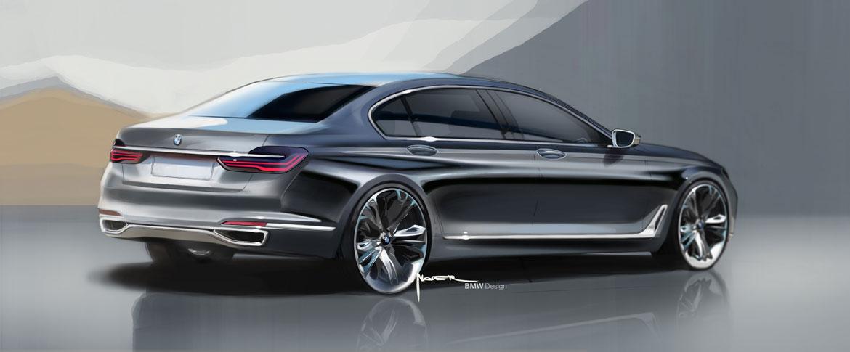Le Candidate Al Coty Bmw Serie 7 Auto Amp Design