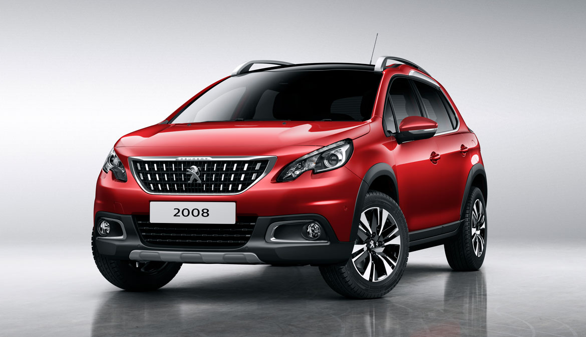 peugeot 2008 the new compact version of the suv of the. Black Bedroom Furniture Sets. Home Design Ideas