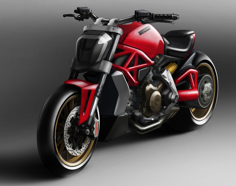 Ducati Performance Footpegs