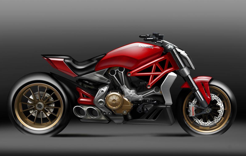 Ducati  Vs S