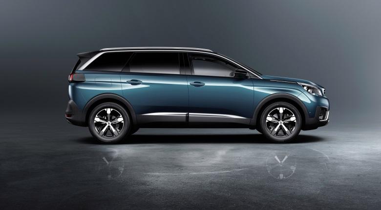 Peugeot Il Suv Entra In Una Nuova Dimensione