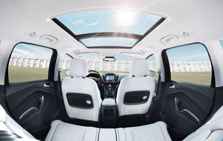 Ford Kuga Vignale Interiors The