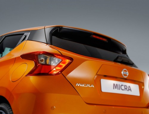 COTY 2017 FINALISTS, NISSAN MICRA