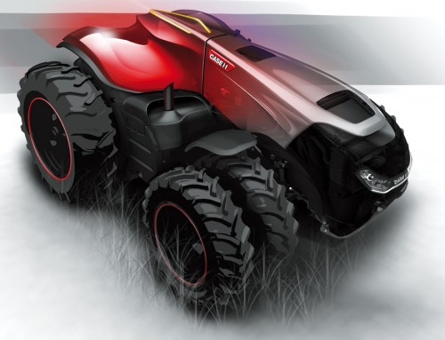 CASE IH AUTONOMOUS CONCEPT, FORWARD FARMING