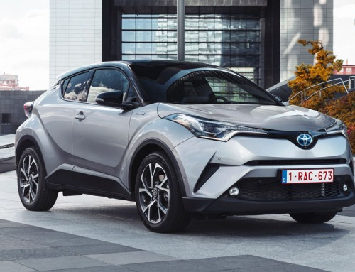 COTY 2017 FINALISTS | TOYOTA C-HR, UNCONVENTIONAL PERSONALITY