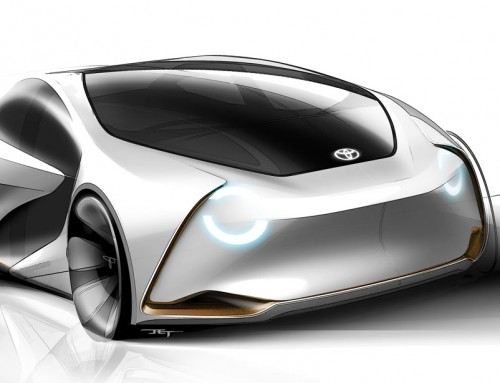 TOYOTA CONCEPT-I, TOWARDS ARTIFICIAL INTELLIGENCE
