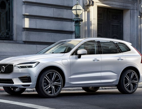 VOLVO XC60, THE PREMIUM SUV