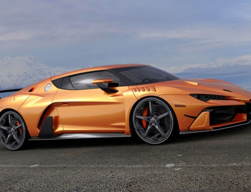 ITALDESIGN A GINEVRA CON ZEROUNO E AIRBUS POP.UP