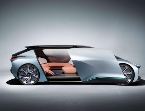 NIO EVE, AN AUTONOMOUS DRIVING CONCEPT READY FOR 2020