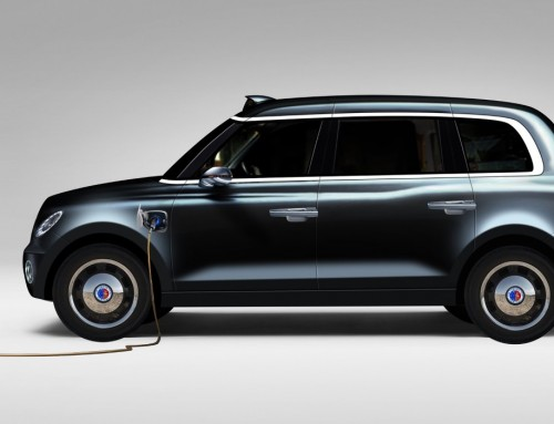 LONDON TAXI COMPANY INAUGURATES NEW ELECTRIC VEHICLE PLANT