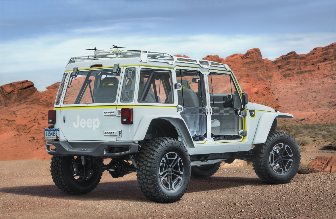 jeep reveal new concept vehicles auto design. Black Bedroom Furniture Sets. Home Design Ideas