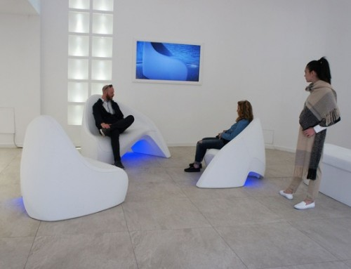 TOYOTA BOSHOKU, TIME AND SPACE AT MILANO DESIGN WEEK