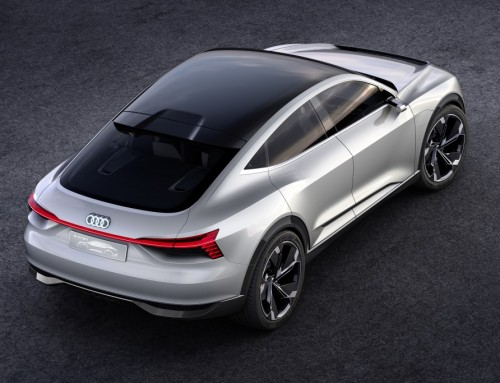 AUDI E-TRON SPORTBACK CONCEPT, EMOTIONAL AND POWERFULL