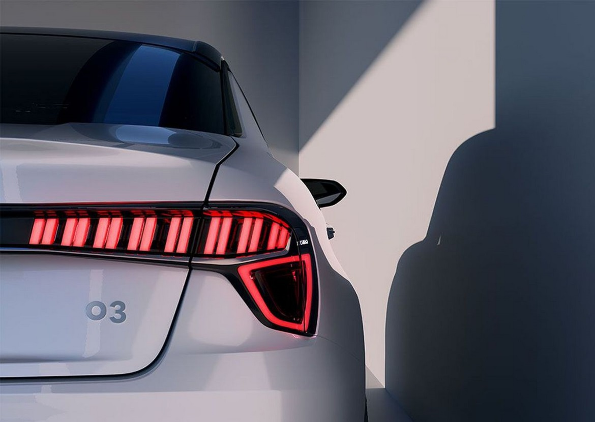 Lynk&CO 03 Concept