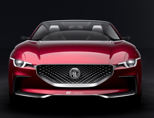 MG E-MOTION CONCEPT, THE REBIRTH