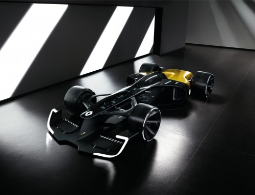RENAULT R.S. 2027 VISION, THE FUTURE OF FORMULA 1