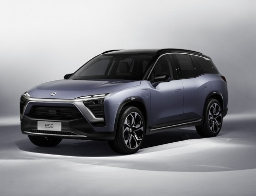 NIO ES8,  HIGH PERMORMANCE ELECTRIC SUV
