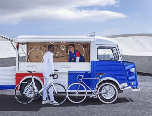CITROËN AND LE COQ SPORTIF TO CELEBRATE THE 70TH ANNIVERSARY OF THE TYPE H