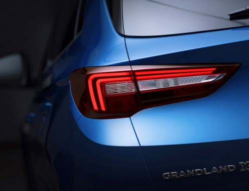 OPEL GRANDLAND X, MODERN AND DYNAMIC DESIGN