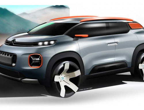 CITROËN C-AIRCROSS, SOLIDLY LIKEABLE