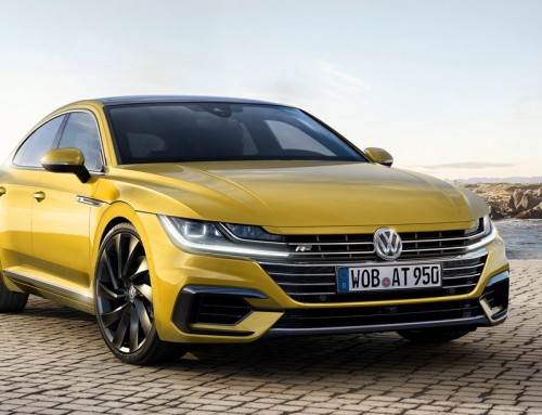 VOLKSWAGEN ARTEON, A QUESTION OF ARCHITECTURE