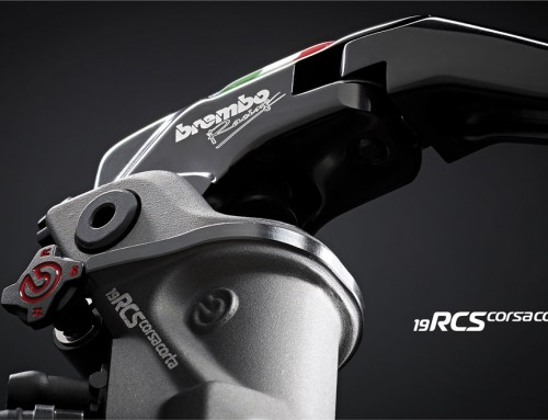 BREMBO 19RCS CORSA CORTA, THE VALUE OF DESIGN
