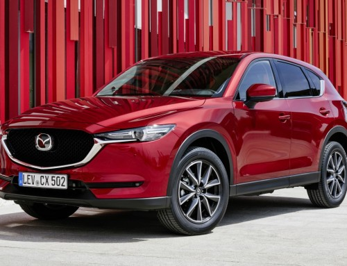 MAZDA CX-5, CAR AS ART