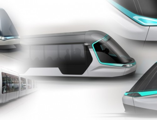 CITADIS, THE CROSS-BORDER TRAMWAY DESIGNED BY ALSTOM AND PEUGEOT DESIGN LAB
