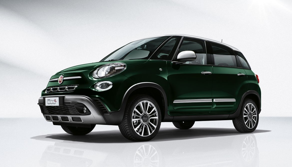 fiat 500 l change with discretion auto design. Black Bedroom Furniture Sets. Home Design Ideas