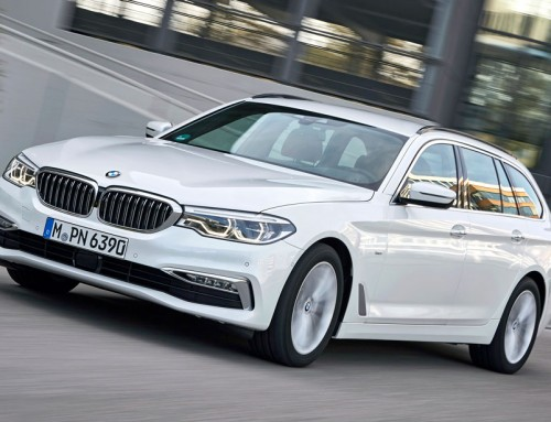 BMW 5 SERIES TOURING, LUXURY AND TECHNOLOGY