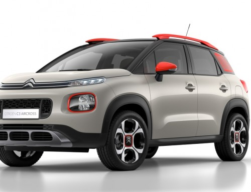CITROËN C3 AIRCROSS, LA PRATICITA' ANTICONFORMISTA