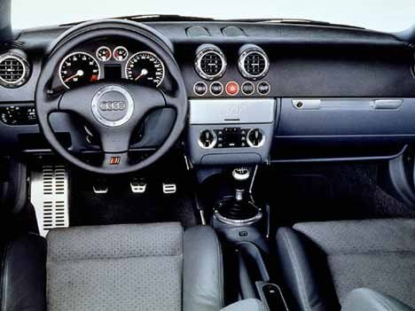 design history audi tt 1998 auto design. Black Bedroom Furniture Sets. Home Design Ideas
