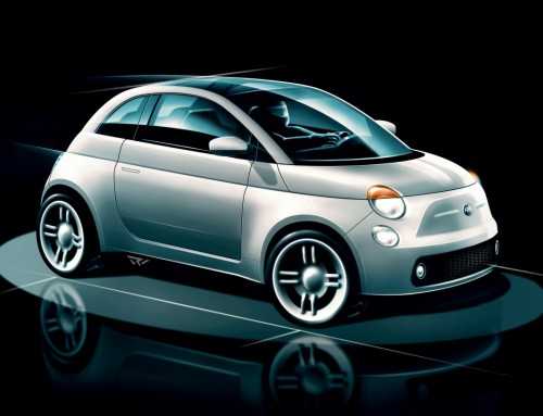 THE BEST CONCEPT CARS OF THE 2000S / FIAT TREPIÙNO