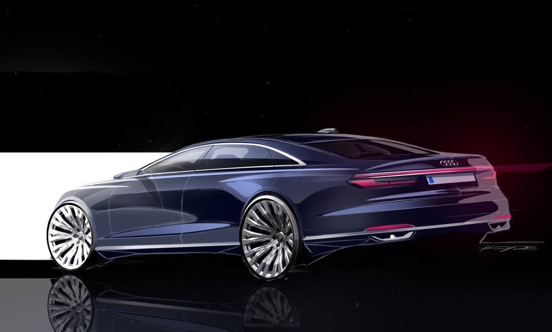 COTY FINALISTS AUDI A AutoDesign - Audi a8