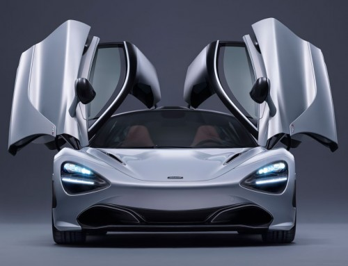 MCLAREN 720S, MAKE FUNCTION BEAUTIFUL