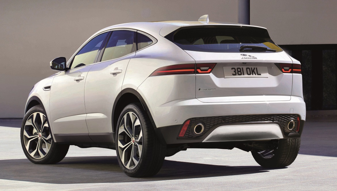 Jaguar E Pace The New Compact And Dynamic Suv Auto Design