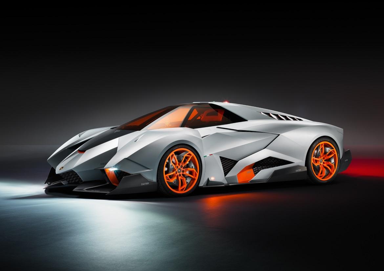 The Best Concept Cars Of 2000s Lamborghini Egoista