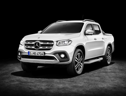 MERCEDES-BENZ X CLASS, MODERN DESIGN AND ROBUSTNESS