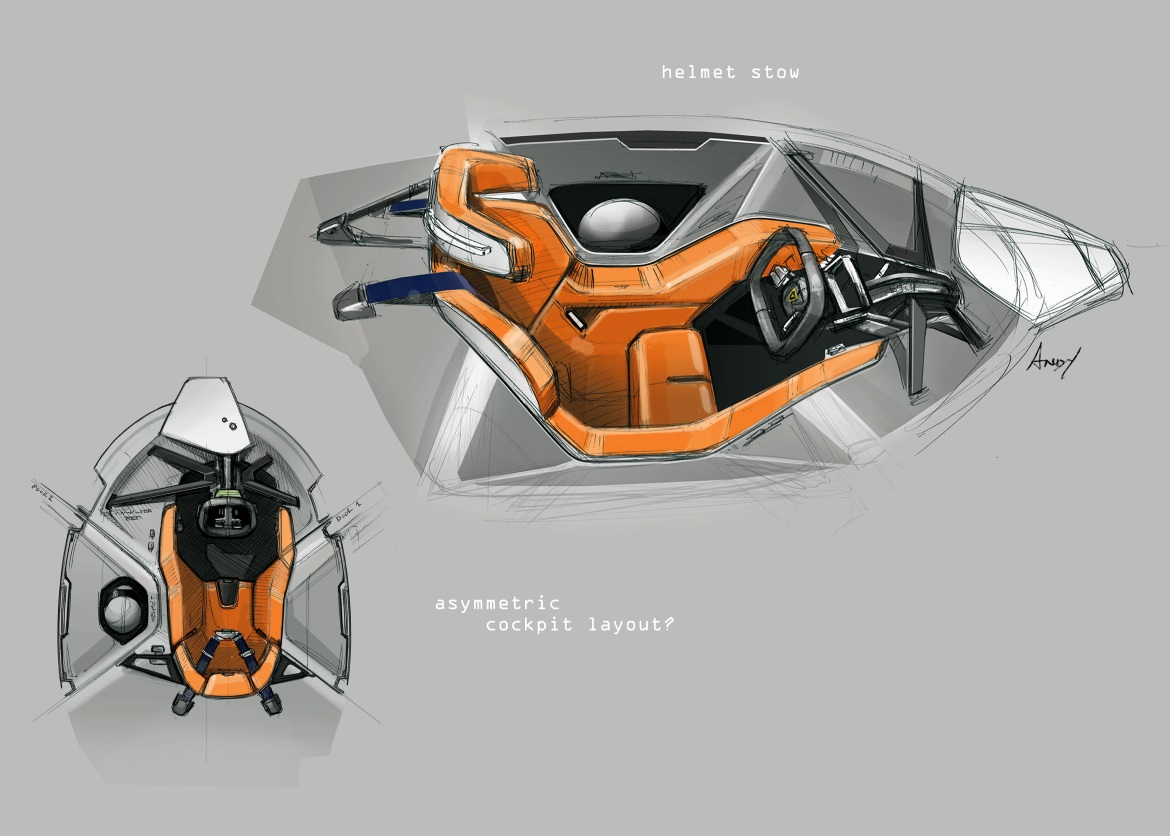 How To Draw A Lamborghini Egoista
