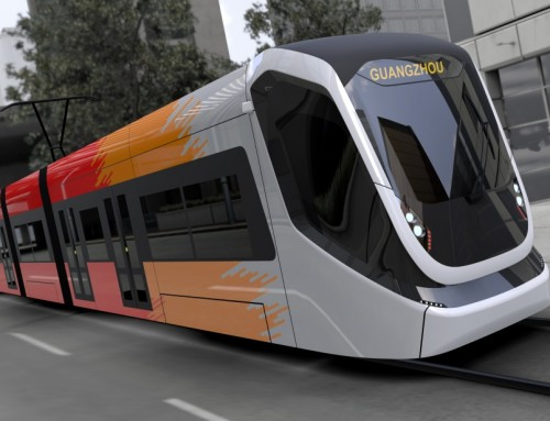 ITALDESIGN TO DESIGN GUANGZHOU'S NEW TRAM