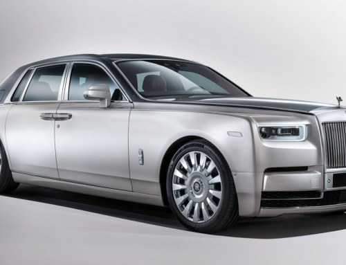 ROLLS-ROYCE NEW PHANTOM, LUXURY ARCHITECTURE