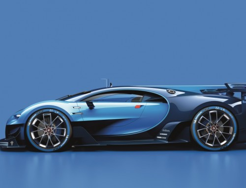 THE BEST CONCEPT CARS OF THE 2000S / BUGATTI VISION GT
