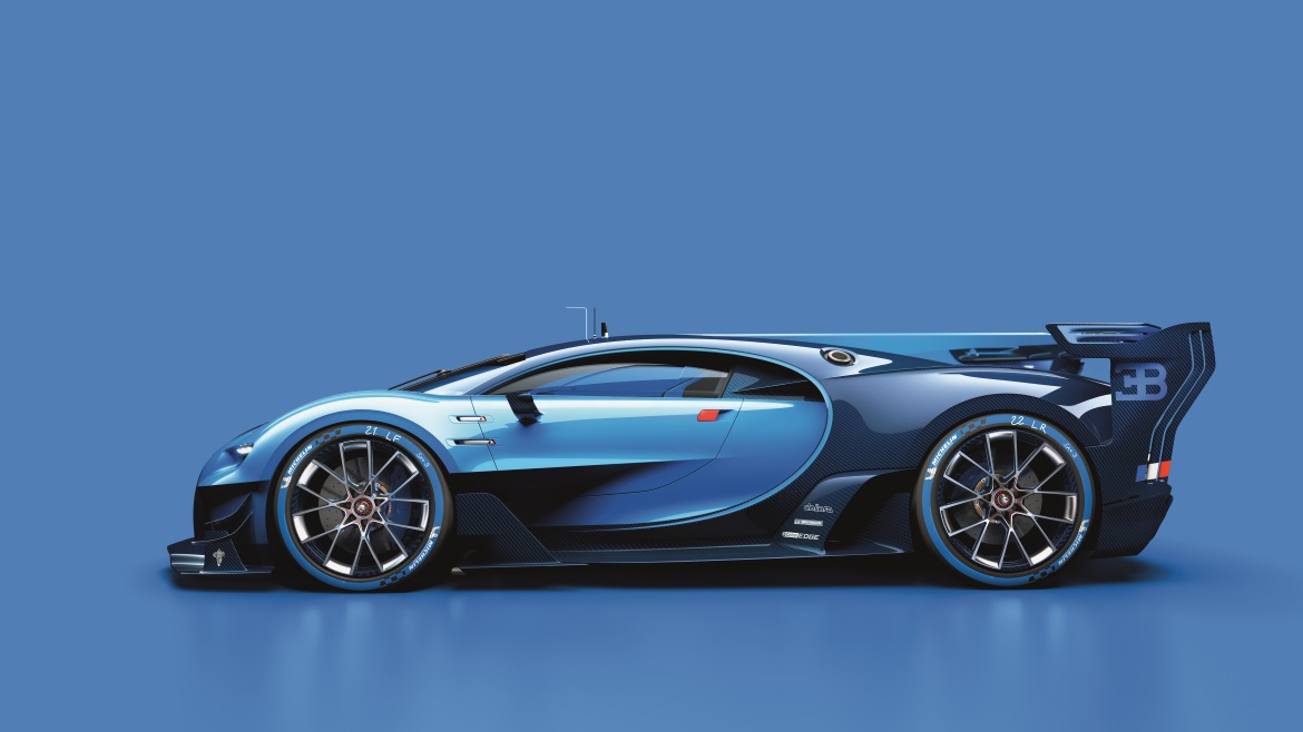 the best concept cars of the 2000s bugatti vision gt auto design. Black Bedroom Furniture Sets. Home Design Ideas