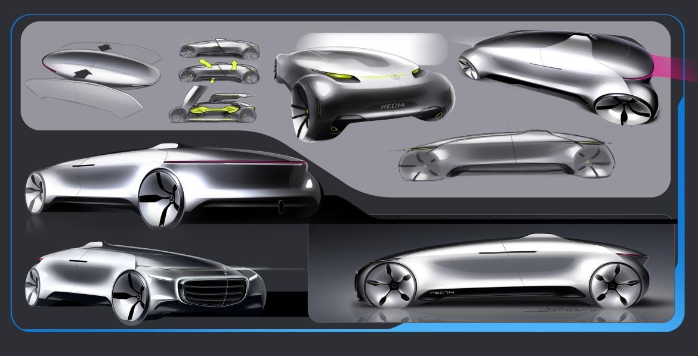 Mercedes-Benz F 015