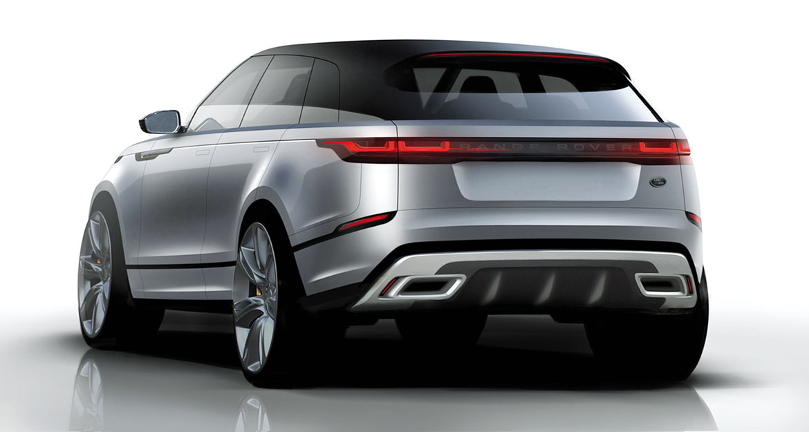 land rover range rover velar simplicity and refinement auto design. Black Bedroom Furniture Sets. Home Design Ideas